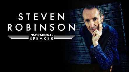 Steven Robinson brand identity