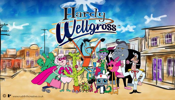 Hardy Wellgross Characters