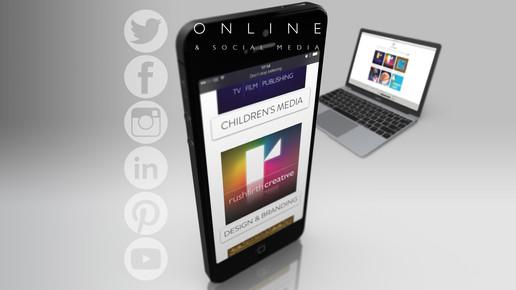 Rushfirth Creative online/social media image