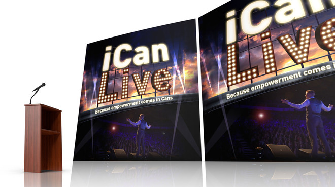 iCan Banners