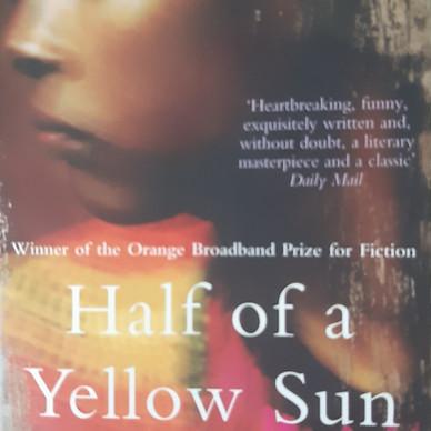 Discussion on Half a Yellow Sun by Chimamanda Ngozi Adichie