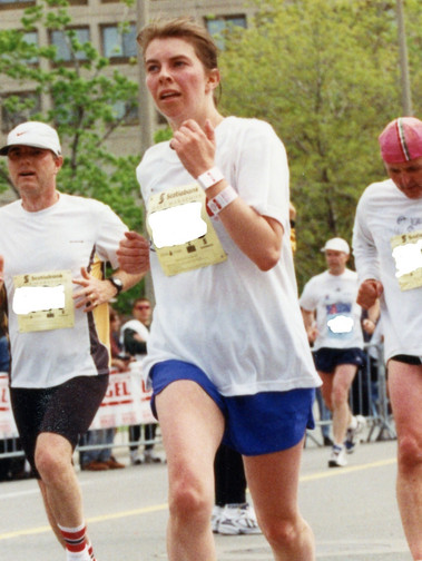 Running with MJ, the Beginning