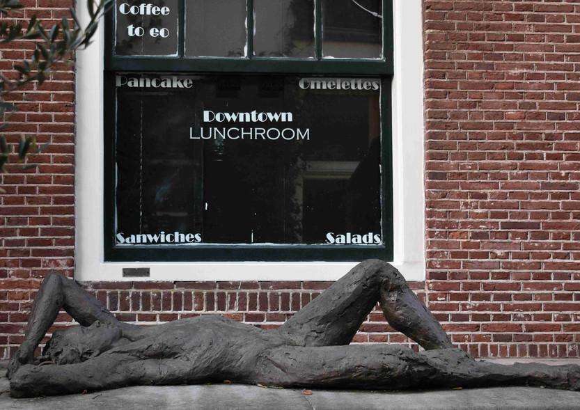 Amsterdam Man Lying Down Resize 20% crop