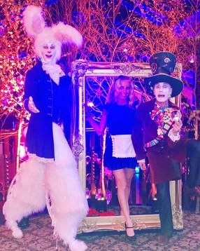 White rabbit bouncy stilts.jpg