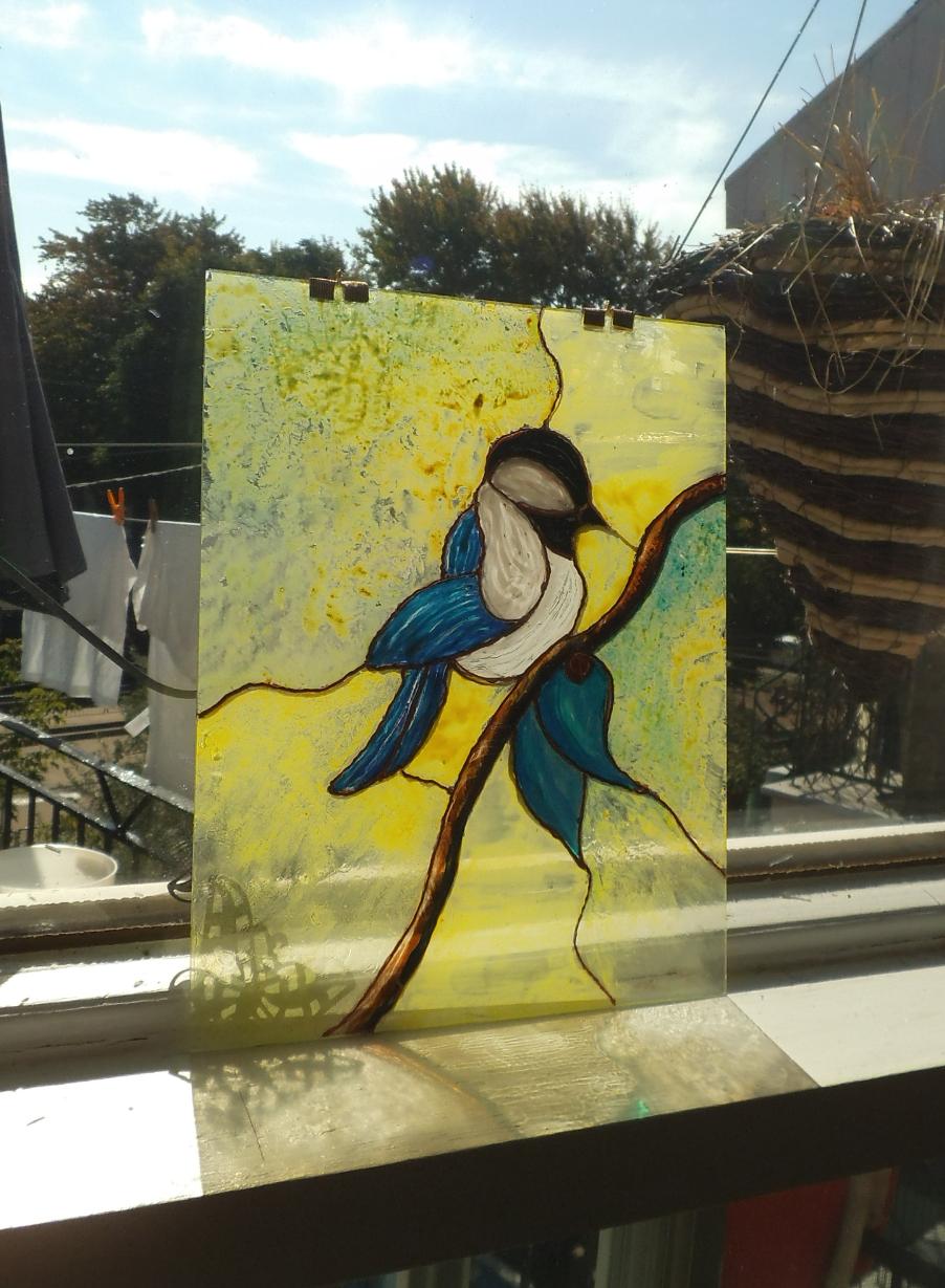Oiseau pour Irène