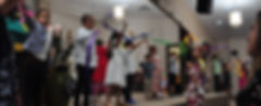 Iglesia - ninos presentacion de despedid