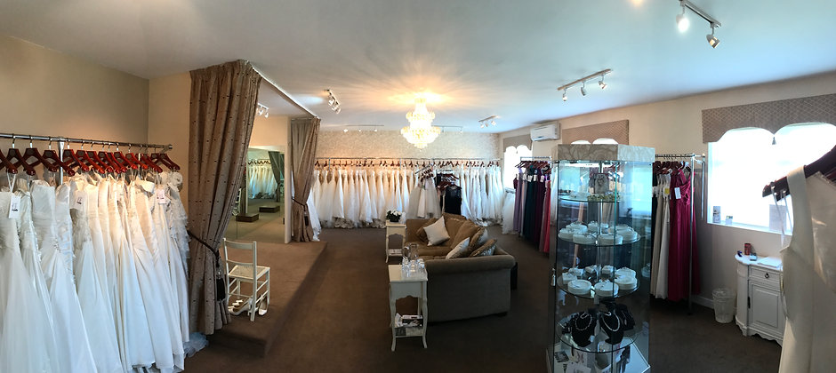 Wedding Elegance showroom