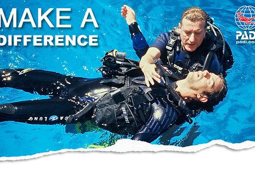 PADI Resuce Diver Course