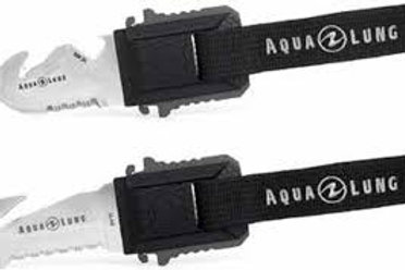 Aqua Lung Micro Squeeze Knife
