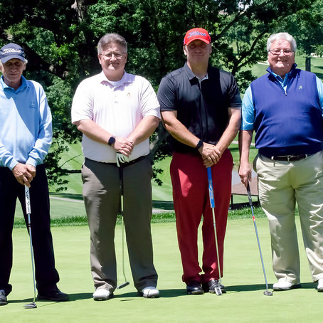 Save the Date: May 24th Annual Golf Outing