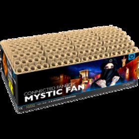 Mystic Fan - 200 Schuss XXL Fan Shape Verbundfeuerwerk