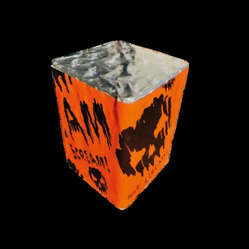Scream TB166 - 25 Schuss 500NEM Feuerwerksbatterie TROPIC