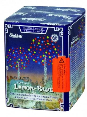 Funke Lemon Blue - 16 Schuss Feuerwerksbatterie