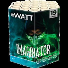 Imaginator - 19 Schuss #WATT Feuerwerksbatterie VOLT!