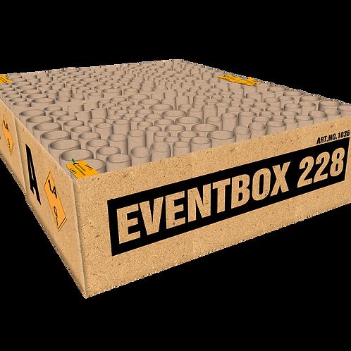Eventbox - 228 Schuss XXL Verbundfeuerwerk KATAN
