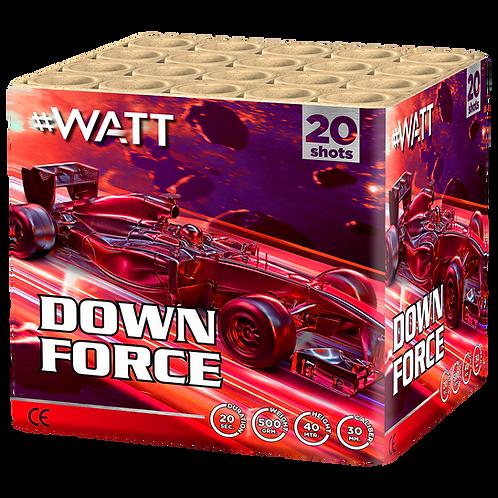 Down Force - 20 Schuss 500NEM Feuerwerksbatterie