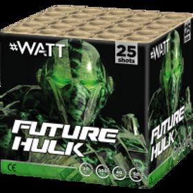 Future Hulk - 25 Schuss 500NEM Feuerwerksbatterie