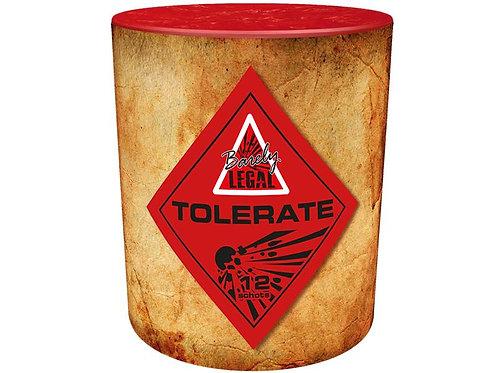 Tolerate - 12 Schuss Feuerwerksbatterie