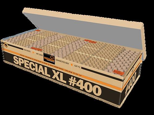 Grande SpeciaL #400 - 400 Schuss 8000NEM XXL Mega Verbundfeuerwerk KATAN