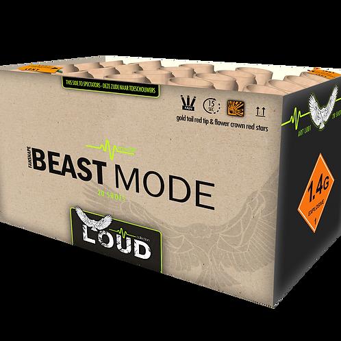 Beast Mode - 20 Schuss Feuerwerksbatterie KATAN