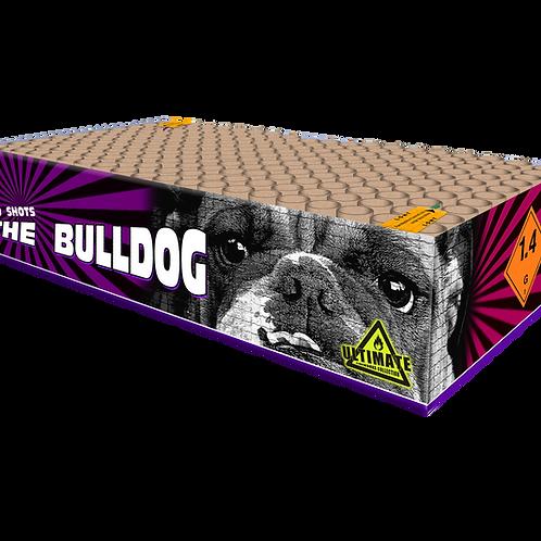 The Bulldog  - 200 Schuss XXL Verbundfeuerwerk KATAN