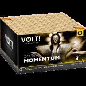 Momentum - 100 Schuss XXL Verbundfeuerwerk