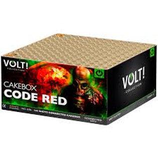 Code Red - 100 Schuss XXL Mega Verbundfeuerwerk