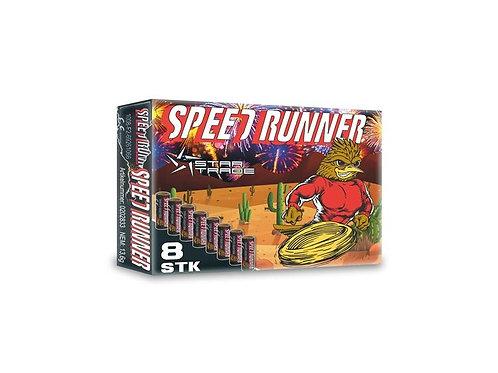 Speed Runner / Moskitos - 8er Pack