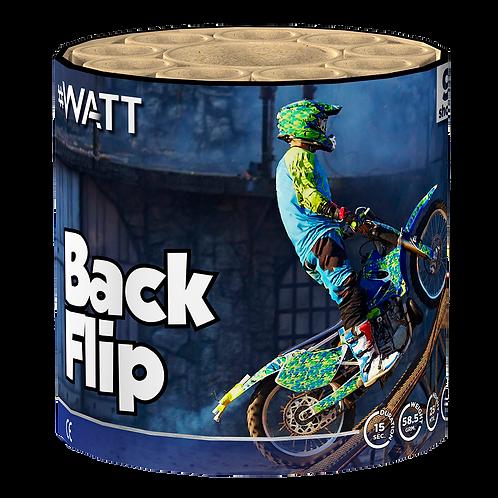 Backflip - 9 Schuss #WATT Feuerwerksbatterie VOLT!