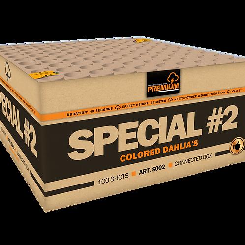 Katan Special #2 - 100 Schuss XXL Verbundfeuerwerk 25mm