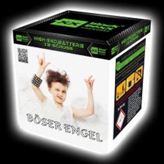 Böser Engel - 13 Schuss Feuerwerksbatterie BLACKBOXX