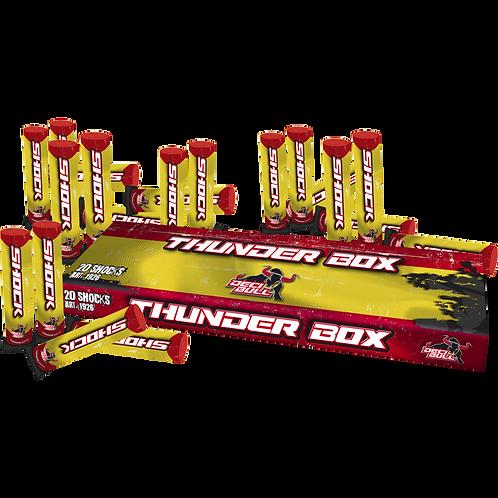 Thunder Box - 20er Bombenrohre 18mmn DECIBULL