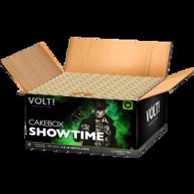 Showtime - 100 Schuss XXL Verbundfeuerwerk