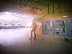 Exposição de painéis - SNCT 2014