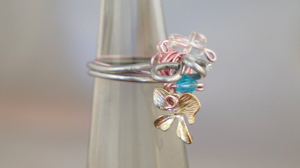 Jewelry - Wire Rings