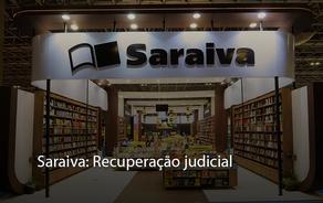 Saraiva: Recuperação judicia