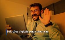 Soluções digitais para cobranças
