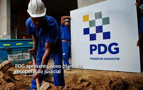 PDG apresenta novo plano de recuperação judicial