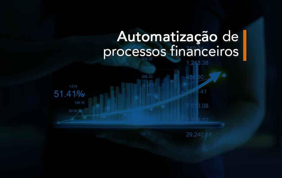 Automatização de processos financeiros