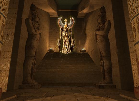SEKHMET REIKI - Ancient Egyptian Art of Healing - Digital Book/Manual