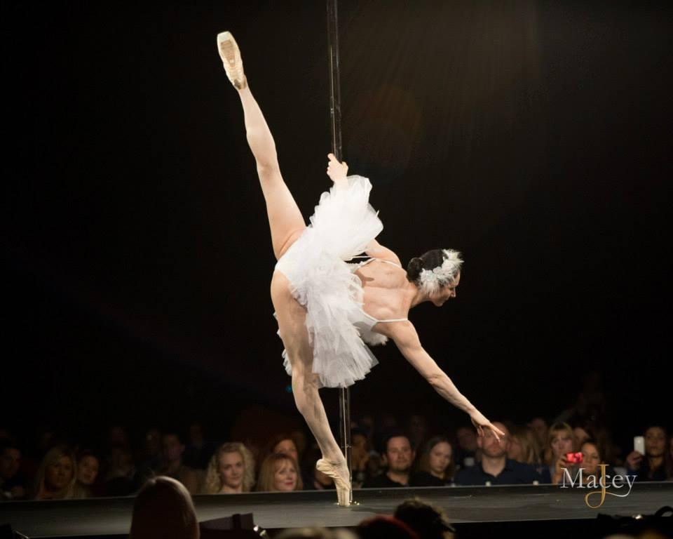 White Swan show, UK