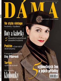 Magazine Cover Czech