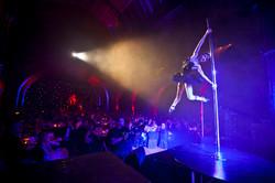 Black Swan show, London
