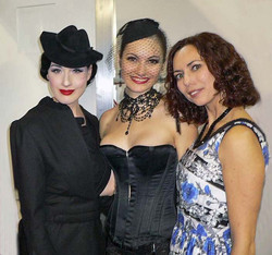With Dita & Pigalle, London