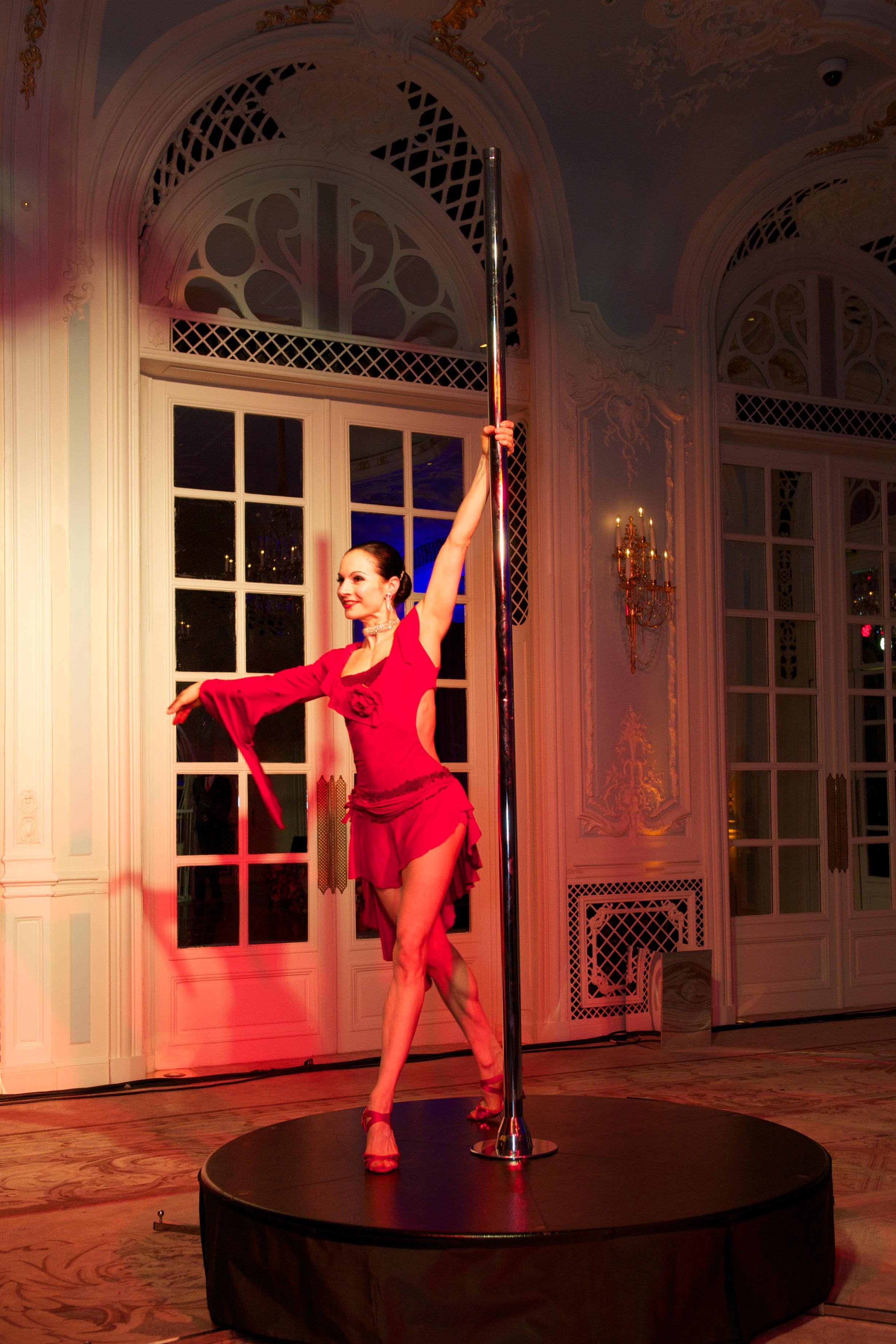 Tango show, London