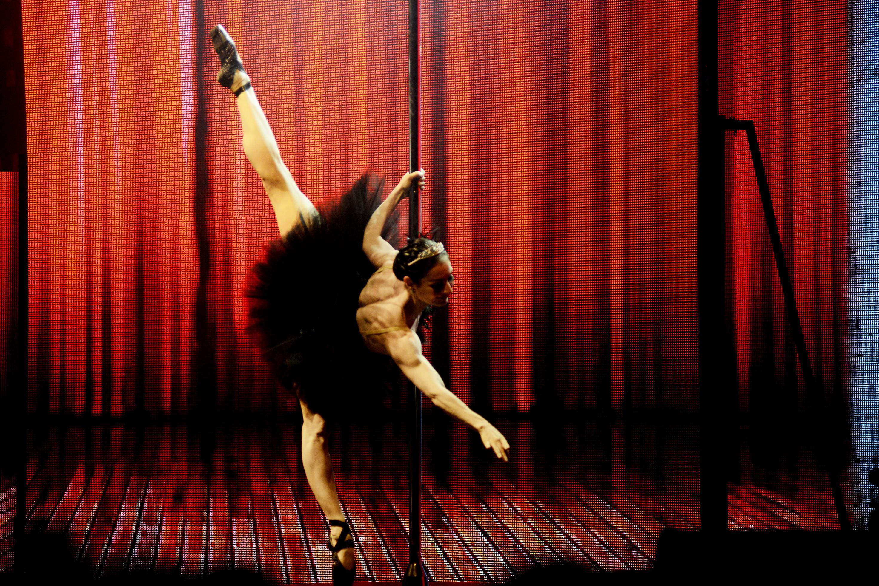 Black Swan show, Prague