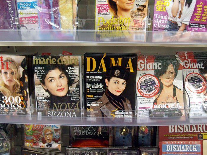 Cover Czech