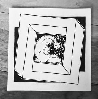 Apt 5 // Erika Wilson — Illustration