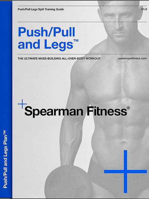 Cover Model Push, Pull, Legs Protocol (RRP £55)