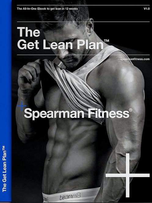Ultimate Cover Model Get Lean Guide (12-Week Training & Nutrition) £95